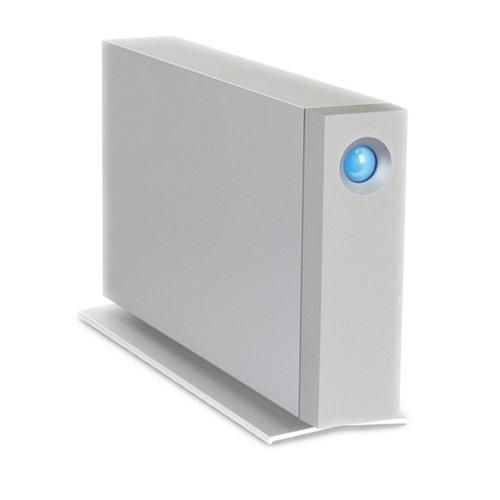 LaCie d2 Thunderbolt-2 & USB 3.0 Desktop Hard Drive 6TB (9000472U) (Lacie External Hard Drive D2)