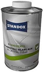 2k Kristall Klarlack 1 Liter Von Standox 02080079 Auto