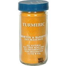 Morton & Bassett Turmeric, 2.4 oz