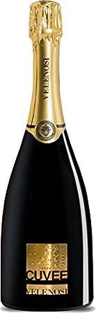 VELENOSI espumosos - Vino espumoso italiano, método clásico. Gran Cuvée Gold (1 botella 75 cl.)
