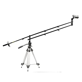 Image of Camera Cranes Glide Gear JB4 Portable 4 Ft Jib Crane w/Carry Case 0-6 lbs Cameras
