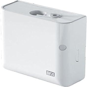 SFA Sanicondens - Bomba de drenaje para aire acondicionado, color blanco