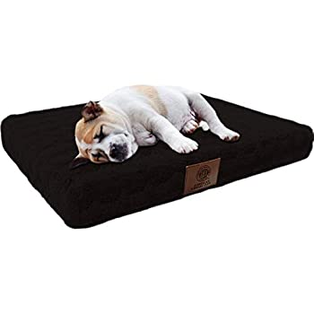 Amazon Com American Kennel Club Orthopedic Crate Pet Bed