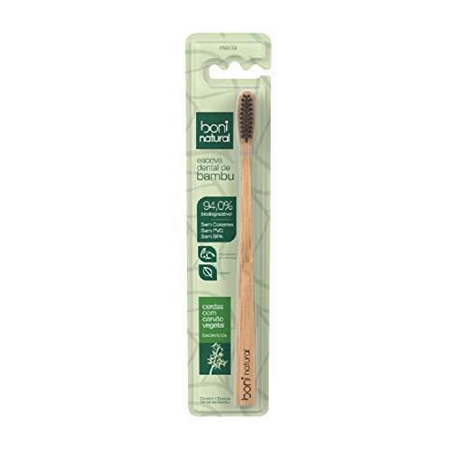 Escova Dental de Bambu, Boni Natural, Boni Natural