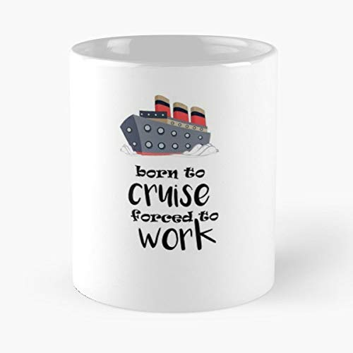 - Cruise Lover Captain Deck Party - Funny Gifts For Men And Women Gift Coffee Mug Tea Cup White 11 Oz.the Best Holidays.