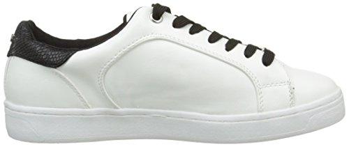 Noir Basses 9692602 Femme Tom Blanc Blanc Baskets Tailor wqpt08f