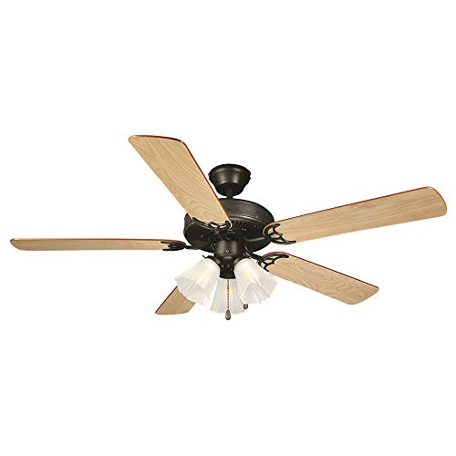 Design House 153932 Millbridge 3 Light Ceiling Fan 52