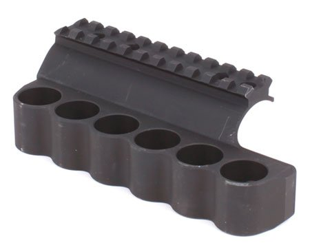 Mesa Tactical Sureshell Carrier (fits Benelli M2, 6-Shell, 12-Gauge) ()