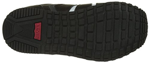 Levis Almayer Velcro - Botas Niños Noir (Black)