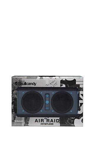 skullcandy air raid bluetooth speaker instructions