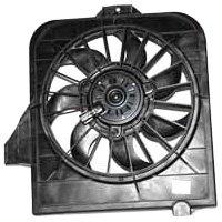 TYC 600390 Dodge/Plymouth/Chrysler Replacement Radiator Cooling Fan - Assembly Radiator Caravan Fan