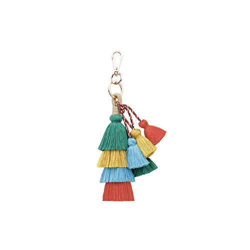 Tassel DIY Jewelry Curtain Garments Decorative Accessories Key Chain Handbag Pendant Craft Tassels,As The Picture Shown7