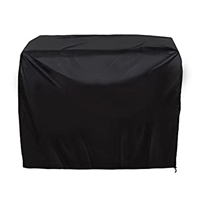 Grill Cover - Garden Home Veranda Grill Cover Water Resistant, Air Vents, Heavy Duty Burner Gas BBQ Grill Cover