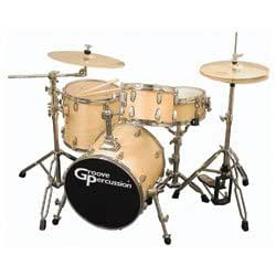 groove percussion bd 3164ma travel kit 4 piece drum set with hardware musical. Black Bedroom Furniture Sets. Home Design Ideas