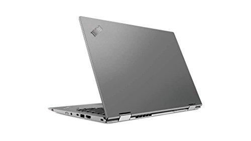 "Lenovo 20LF000KUS Thinkpad X1 Yoga 20LF 14"" Flip Design Notebook - Windows - Intel Core i7 1.9 GHz - 16 GB RAM - 512 GB SSD, Silver"