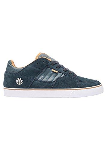 Element Glt 2 - Zapatillas de Skateboarding hombre azul - Bleu (3821)