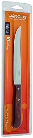 Arcos Serie Latina, Cuchillo de Cocina, Hoja de 130 mm, Mango Madera