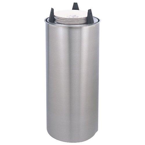 APW Wyott Lowerator Heated Drop-In Dish Dispenser, 31 1/4 x 11 9/16 inch -- 1 each.