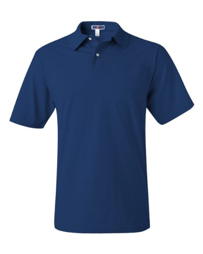 jerzees-56-oz-50-50-jersey-pocket-polo-with-spotshield-royal-xl