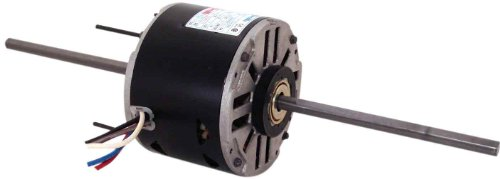 Century 9687 Fan Coil with 5.6-Inch Frame Diameter, 1/4-HP, 1550-RPM, 115-Volt, 4.9-Amp and Sleeve Bearing