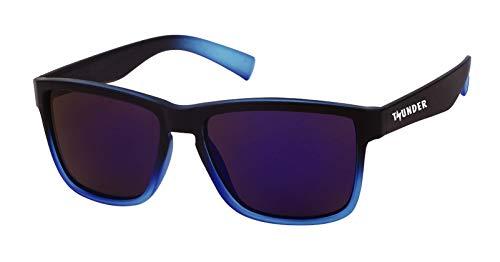 Sol de para Gafas Men Polarizadas EXTREME for Hombre 2018 Azul Women Sunglasses MODEL y Thunder Mujer Negro and RqfEwExF