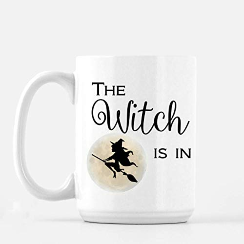 The Witch is in, Magic, Cast a Spell,