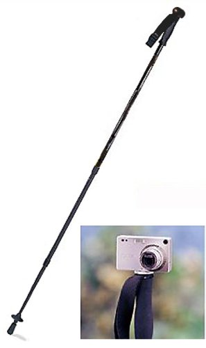 Hammers HP1 Anti-Shock Hiking Pole with Compass and Thermometer, Outdoor Stuffs