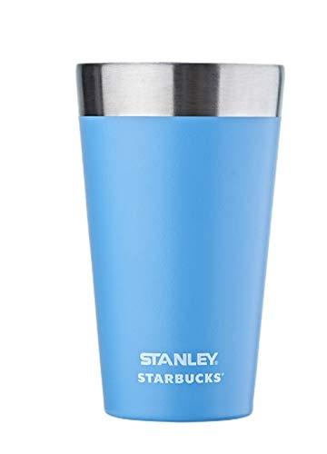 해외 한정 스타벅스 스테인레스 블루 컵 스타벅스 Starbucks SS Stanley Blue Pint Cup 473ml