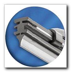 Windshield Wiper Blade Refill-Teflon Refill Trico 17-220