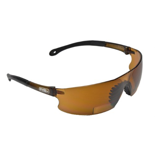 Radians RSB-425 Rad-Sequel RSx Lightweight Bi-Focal Glasses with Coffee Polycarbonate - Radians Sunglasses