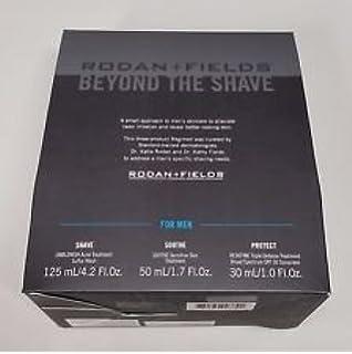 Brilliant Amazon Com Rodan And Fields Regimen Beyond The Shave For Men Beauty Hairstyles For Men Maxibearus