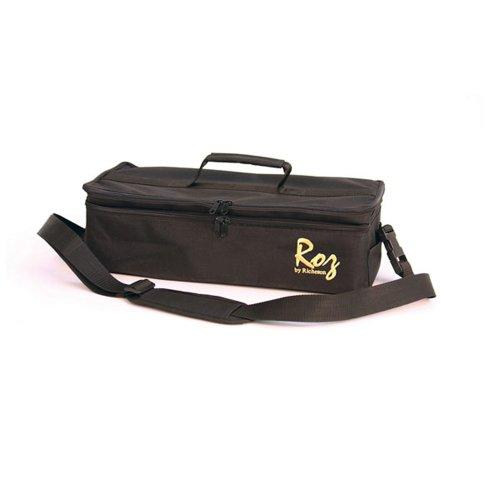 Jack Richeson Roz Bag, Includes 4-Pastel Trays, Black