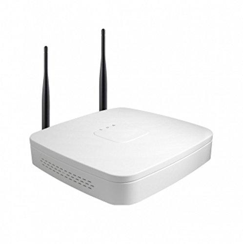 iCare 4CH WI-FI NVR, HDMI/VGA output,1x SATA, CMS & DMSS (Manufacturer Part Number: NVR4104-W)