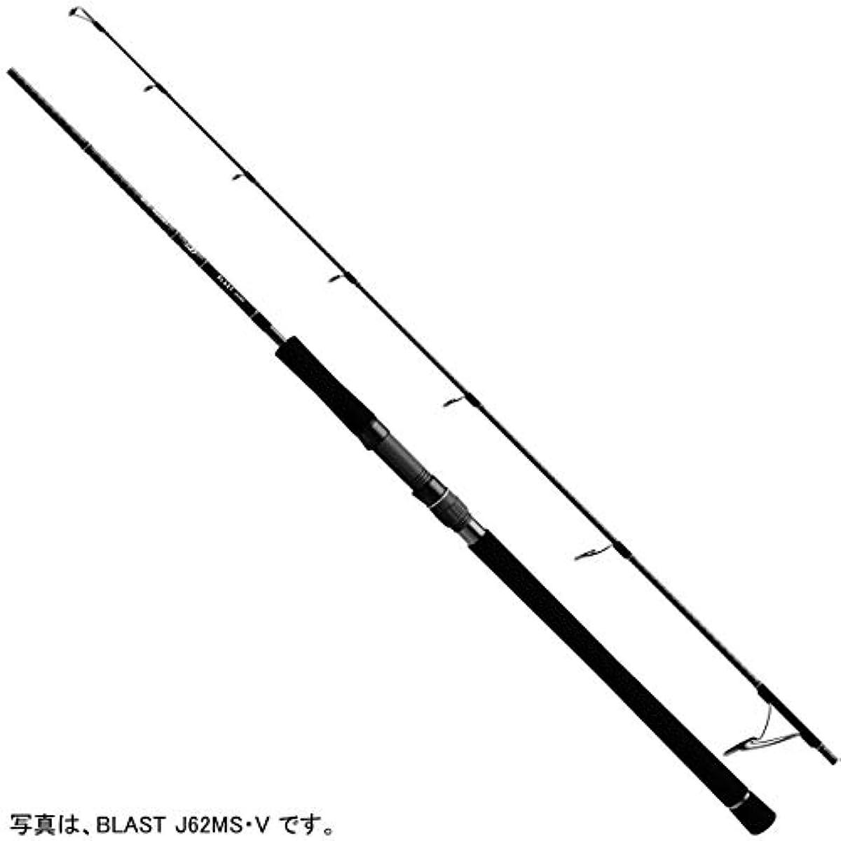 [해외] 다이와 지깅 로드 오프쇼어offshore 스피닝 blast J62MSV 지깅 오프쇼어offshore 낚싯대