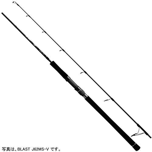 ダイワ(DAIWA) ジギングロッド オフショア スピニング ブラスト J61MHS・V ジギング オフショア 釣り竿の商品画像