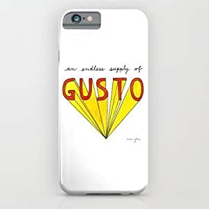 Society6 - An Endless Supply Of Gusto iPhone 6 Case by Marc Johns