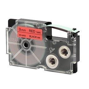 Schriftband-Kassette XR-9WE XR-9WE1 schwarz auf wei/ß 9mm x 8m kompatibel f/ür Casio/KL-60 70E 100 100E 120 200 200E 300 750 780 820 2000 7000 7200 7400 8100 8200 P1000 C500 CW-L300
