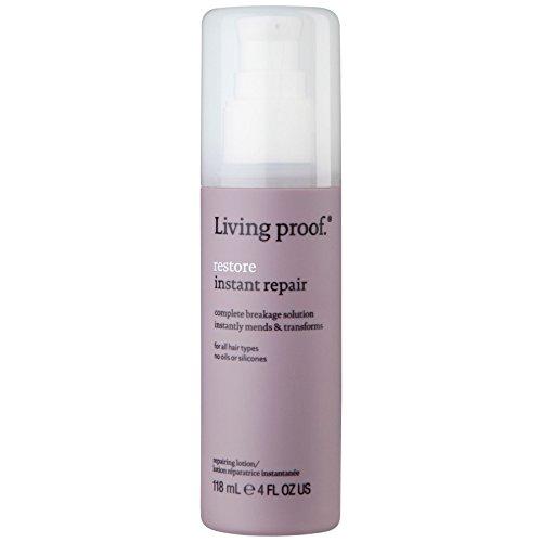 Living Proof Restore Target Repair Hair Cream 118ml - Pack of 2 by Living Proof
