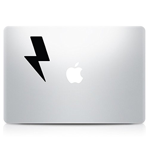 Bolt Laptop Bag - DecalGalleria - Lightening Bolt Sticker for MacBook, MacBook Pro and MacBook Air 11, 12, 13, 15, 17 inch