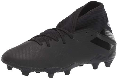 adidas Men's Nemeziz 19.3 Firm Ground Soccer Shoe, Utility Black, 8.5 M US