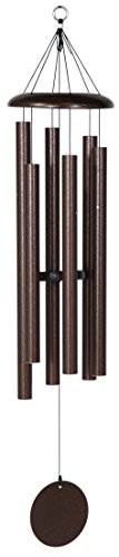 - Corinthian Bells 44-inch Windchime, Copper Vein