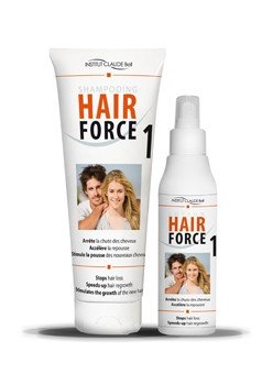 Claude Bell - Kit hair force one lot de 2