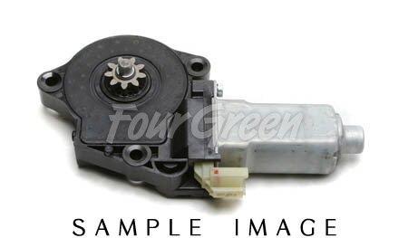- Genuine Hyundai 82460-39000 Power Window Regulator Motor Assembly, Right