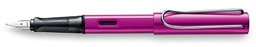 Lamy AL-star Vibrant Pink Fountain Pen, Medium Nib   Limited 2018 Edition