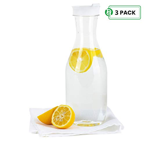 clear plastic water pitcher - 9