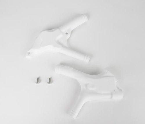 UFO Plastics Frame Guards - White , Color: White HO02637041