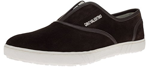 Gino-Valentino-Mens-Alfonso-Leather-Shoes-Fashion-Slip-On-Sneaker