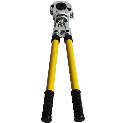 Pince /à sertir TH-Kontur avec m/âchoires pour tuyau en cuivre 16-32 mm PEX DE