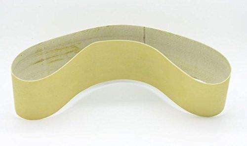 6'x1-1/2' Diamond Resin Lapidary Glass Sanding Belt-3000Grit HANS