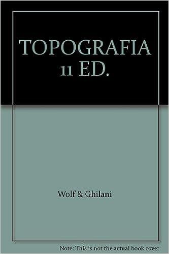 topografia wolf ghilani